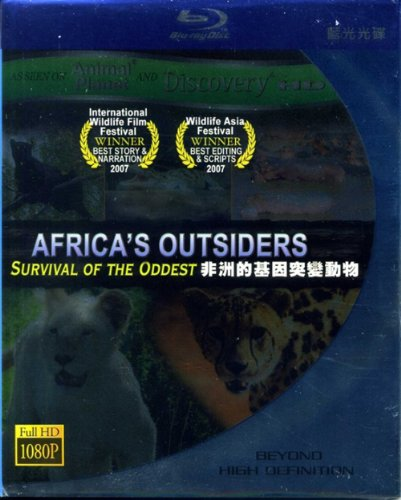 Discovery: ����������� ������ / Africa's Outsiders | �������� ������ / �������  (�������������� ������)(�������� ���)