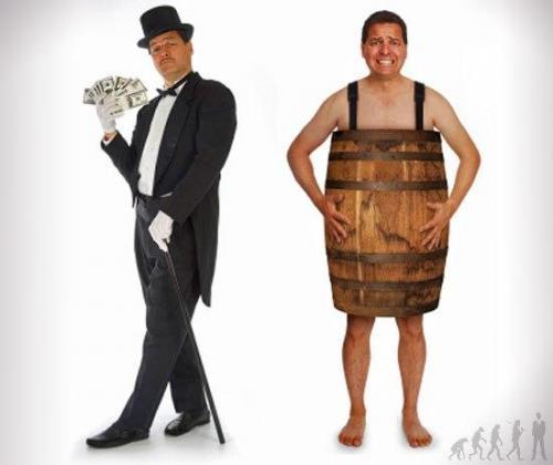 8 причин того, почему человек не становится богатым (психология) (бизнес)